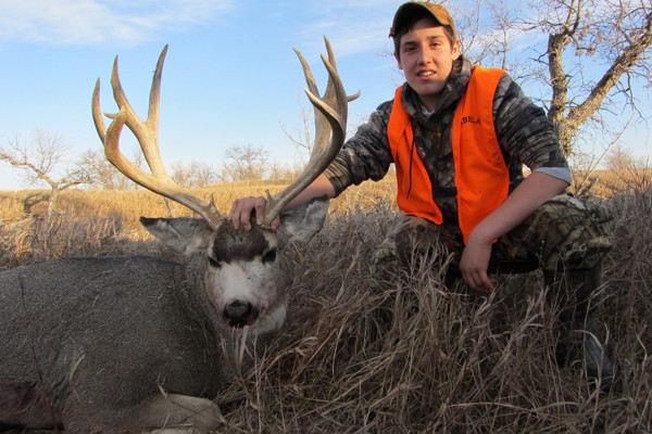 Discounted Montana Mule Deer Hunt