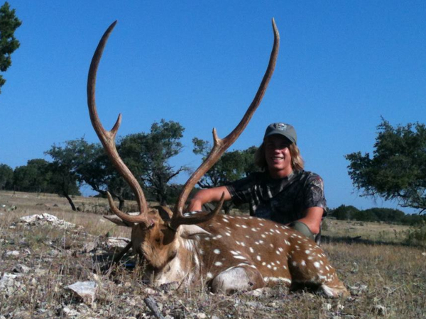 hunting-axis-deer