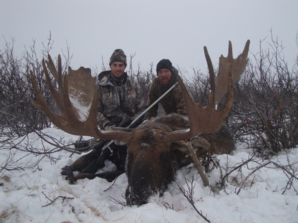 British-Columbia-Moose-Hunting
