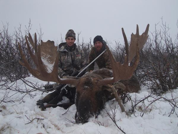 British-Columbia-Moose-Hunting