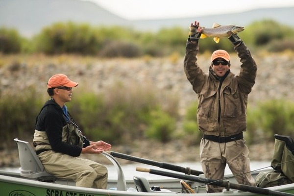 Fishing Argentina – Multi-day Float Fishing Trip in Patagonia