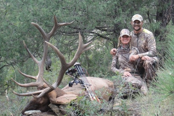 New Mexico Elk and Rut Mule Deer Bow Hunts Available