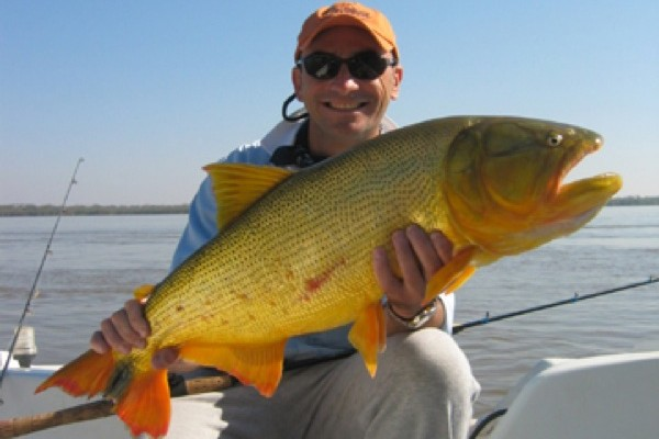 Fishing Argentina Golden Dorado