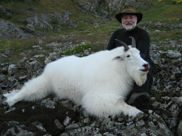 goat-hunting