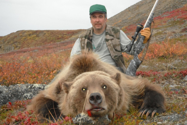 Discounted Alaskan Arctic Grizzly Hunt North Slope