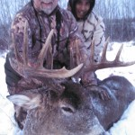 Deer Hunt Saskatchewan Canada Discounted