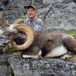 Yukon Stone Sheep Hunt
