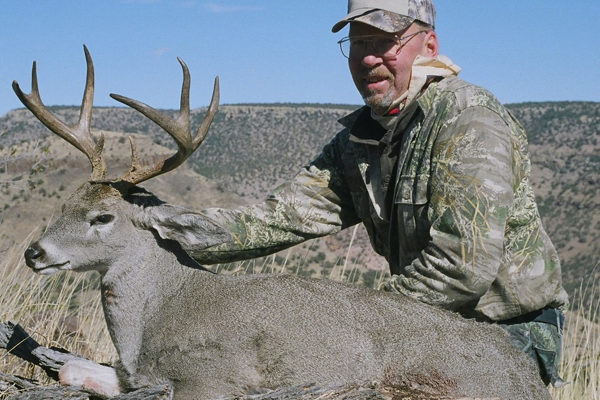 Coues Deer Hunt Mexico